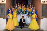 EUROPEAN CUP OF CREATIVE BALLROOM FORMATION